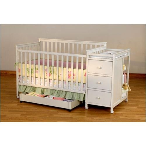Cheap 3 in 1 convertible baby cribs cheap baby cribs for Affordable baby furniture